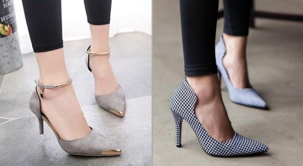 модные туфля