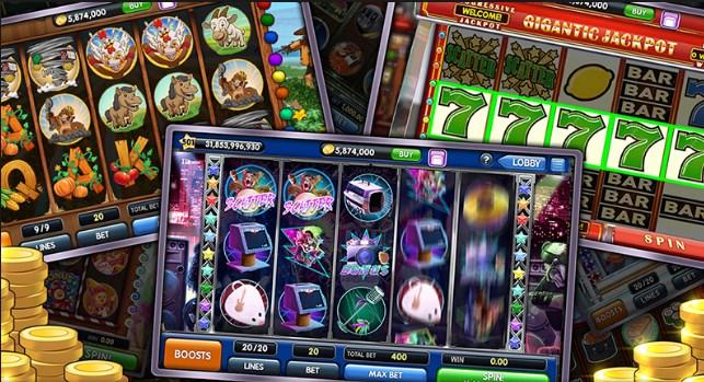 Дисперсия при игре в игровые автоматы онлайн