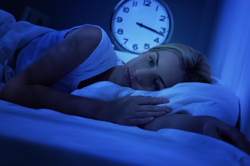 Бессонница - не стоит недооценивать проблемы со сном