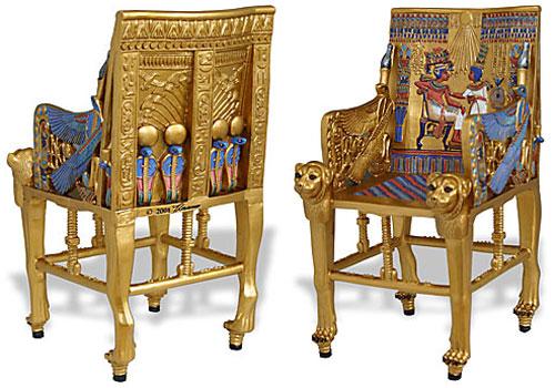 История возникновения стула
