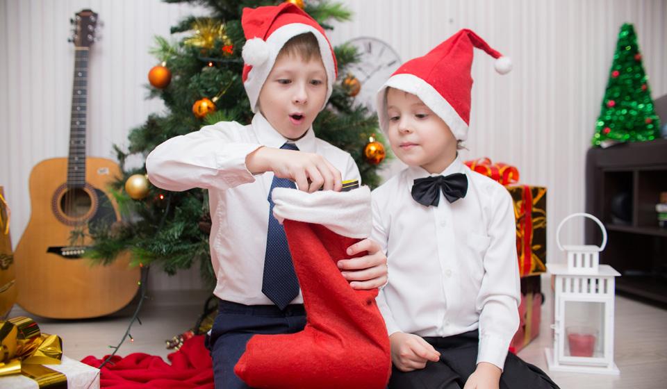 Что купить ребенку на Новый год