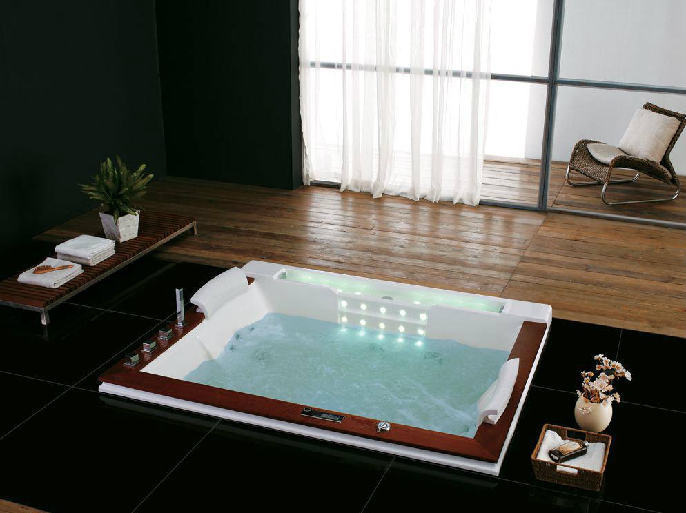 Гидромассажная ванна дома