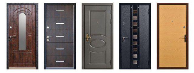 Какими должны быть входные двери в квартиру