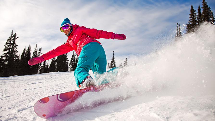 Как научиться катанию на сноуборде