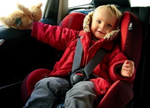 Автокресла для детей: какие бывают?