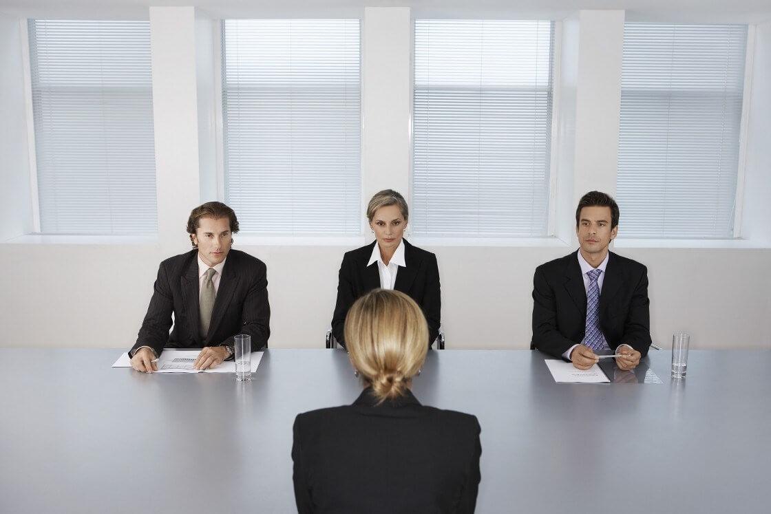 Поиск работы - собеседование