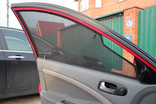 Каркасные шторки для авто