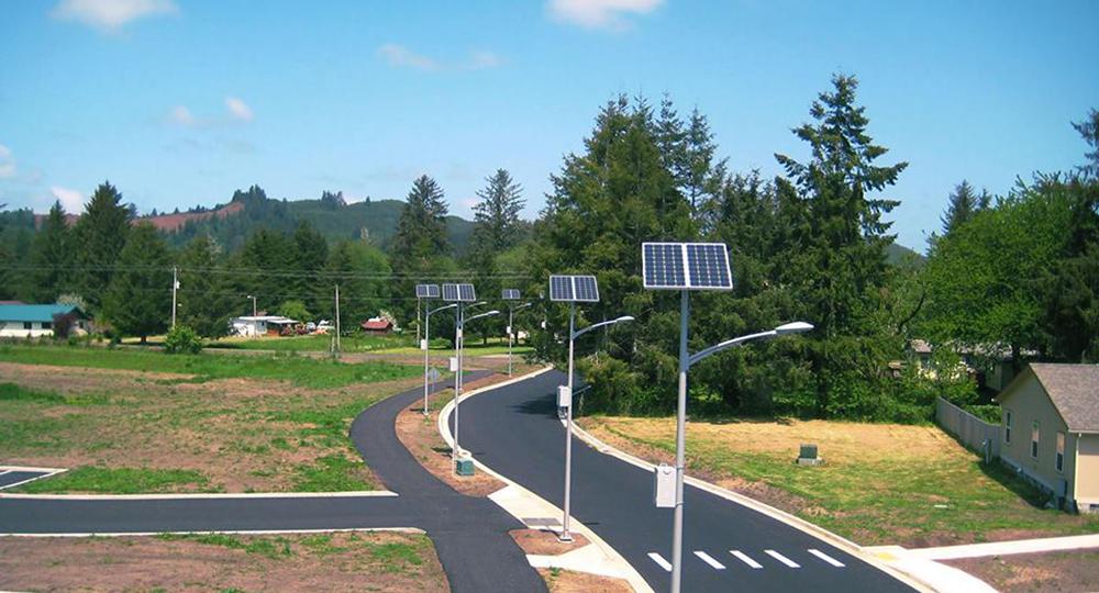 Автономное освещение и фонари на солнечных батареях