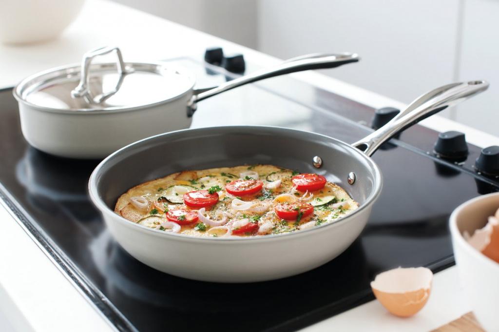 Какую сковороду выбрать - чугунную или алюминиевую