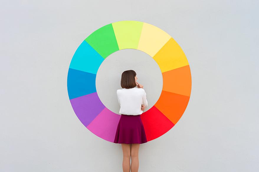 Выразите себя цветами своей одежды