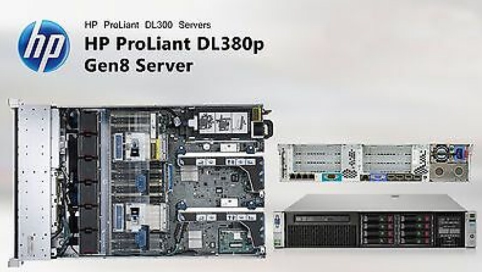 ProLiant DL380p Gen8 -