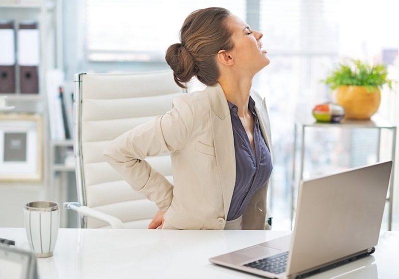 Боль в спине - основные профилактические меры