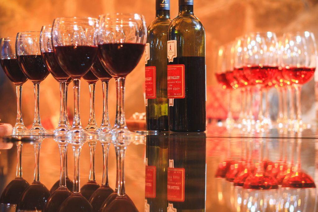 грузинское вино это вкусно и полезно