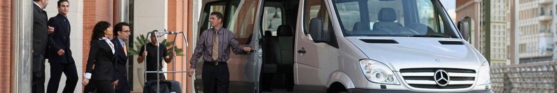 микроавтобус в аренду с водителем