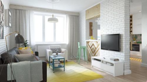 Дизайн малогабаритных квартир минимализм, функциональность, удобство