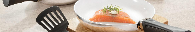 Керамические сковороды - новое предложение для кухни