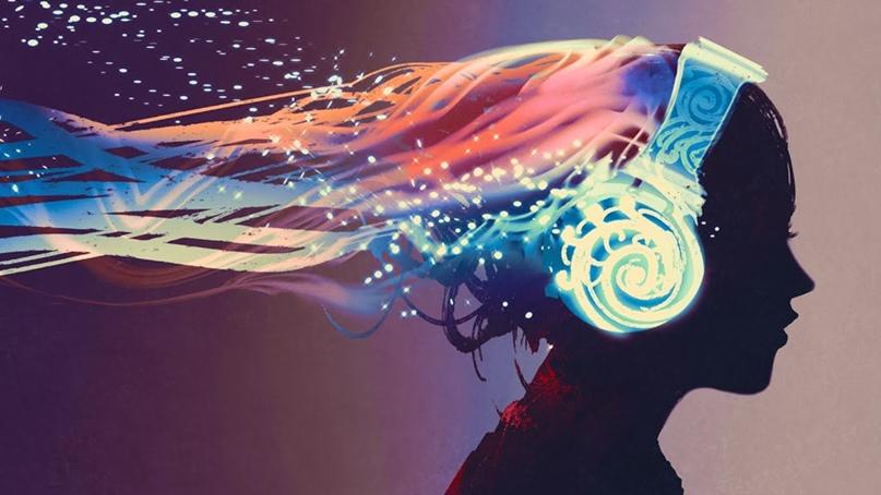 Музыка лечит, улучшает самочувствие и здоровье