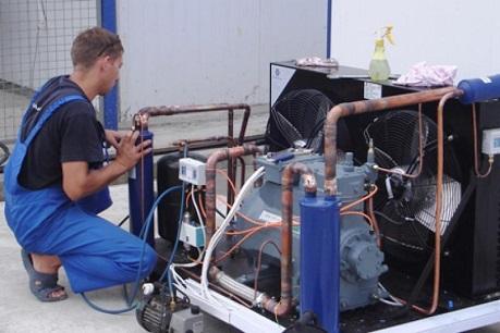 Ремонт холодильного оборудования в СПБ
